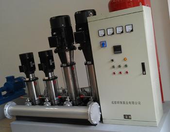 全自动变频恒压供水设备,是非常理想的一种节能供水设备,节能效果